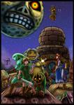Zelda MM: + The Final Hour +