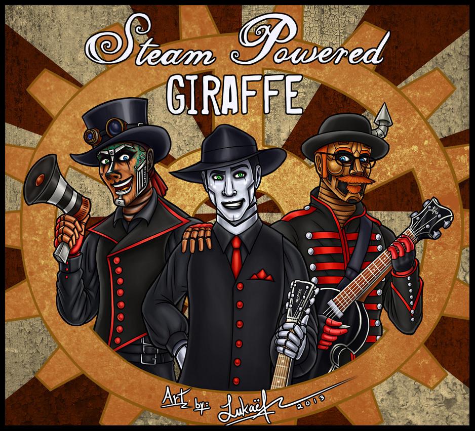 Steam powered giraffe brass goggles lyrics cs go rank changer 2016