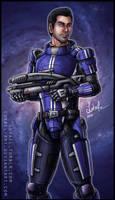 Mass Effect: Kaidan Alenko