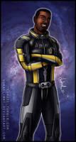 Mass Effect: Jacob Taylor