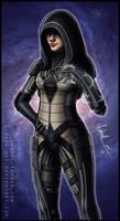 Mass Effect: Kasumi Goto