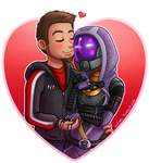 Valentines Day in Space
