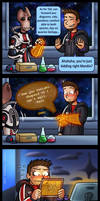 Mass Effect: Time to study