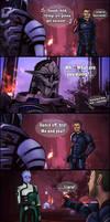 Mass Effect: How Commander Shepard defeated Saren