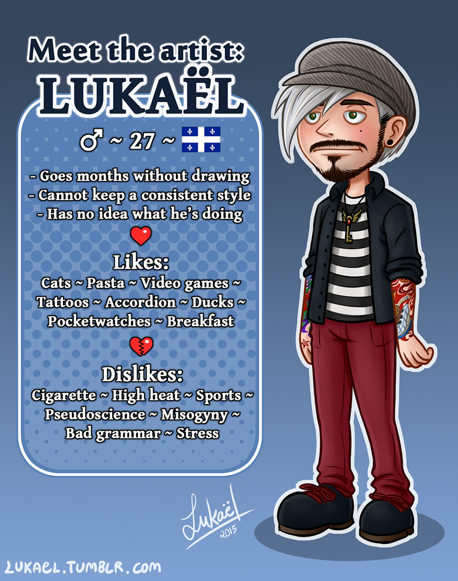Lukael-Art's Profile Picture