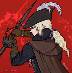 Bloodborne: Lady Maria