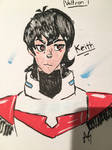Keith(Voltron) by DragonGirl115