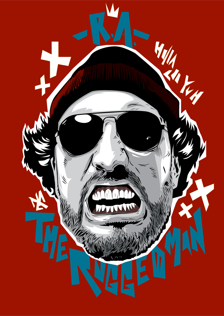 R.A. The Rugged Man By Midwedy ...