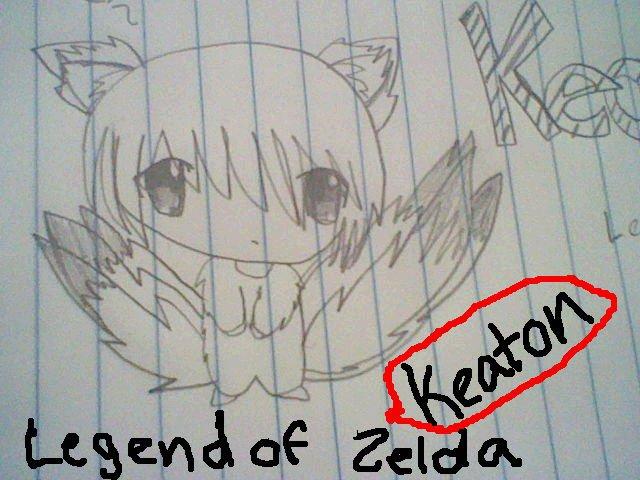 keaton by leafyloo