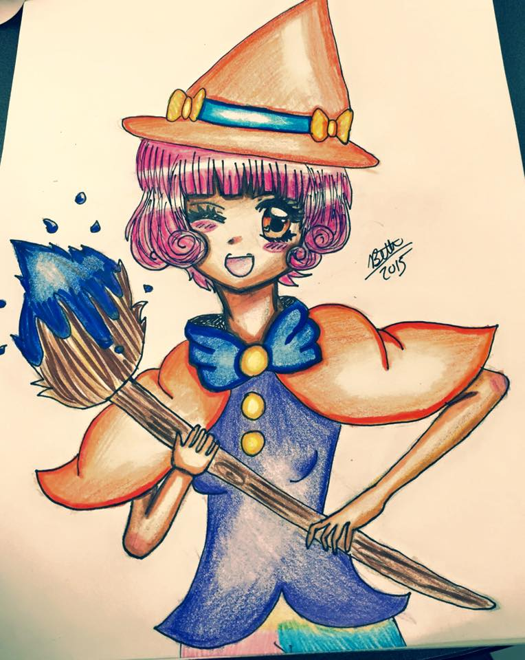 Humanized Paintra by leafyloo