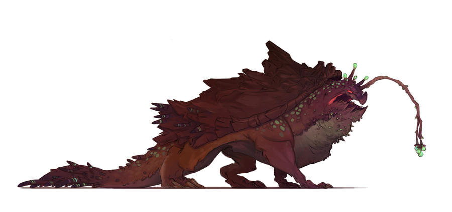 creature by stottt