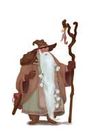 Wizard by stottt
