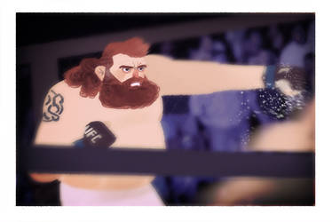 Big Country Roy Nelson by stottt