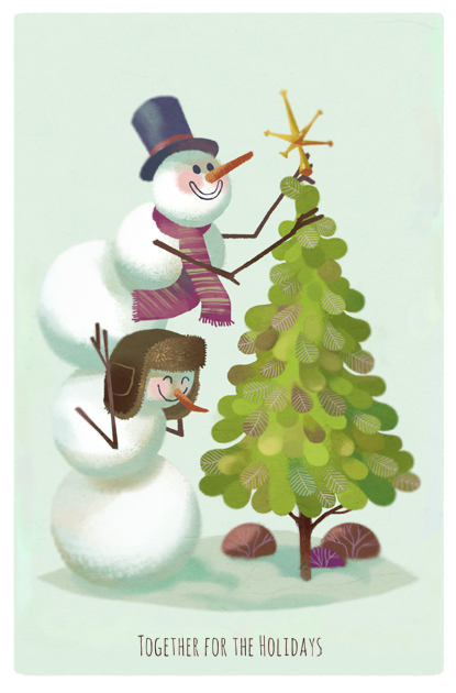 Christmas Card by stottt