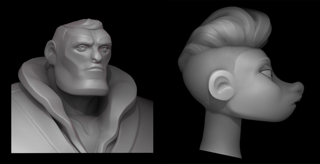 DuoSculpt by stottt