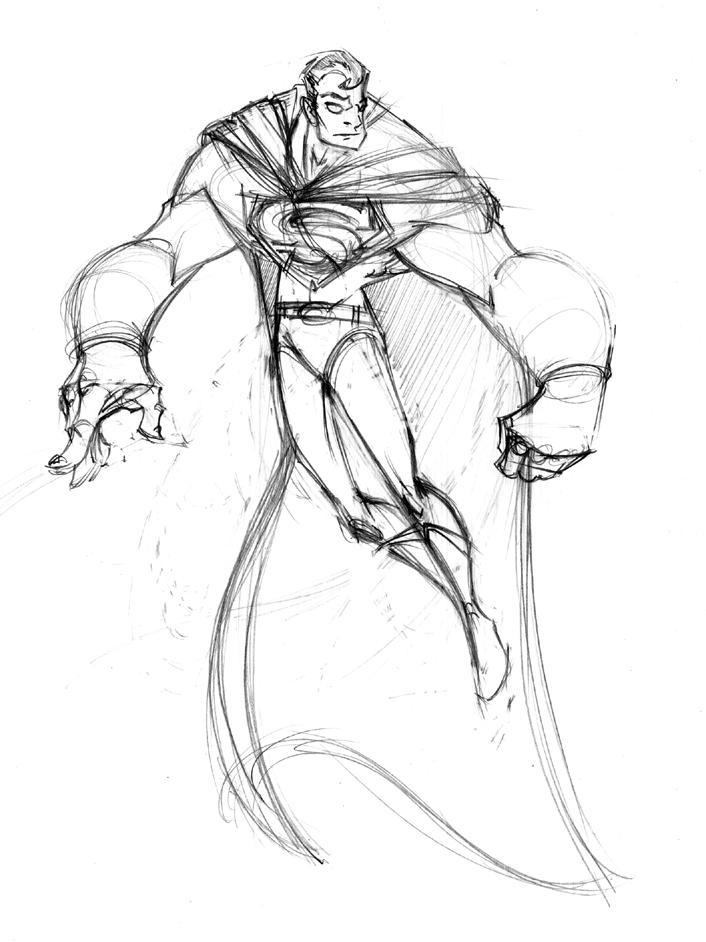 SuperMan by stottt