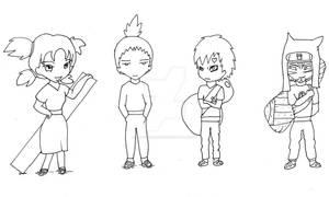 Shika, Temari, ...and brothers