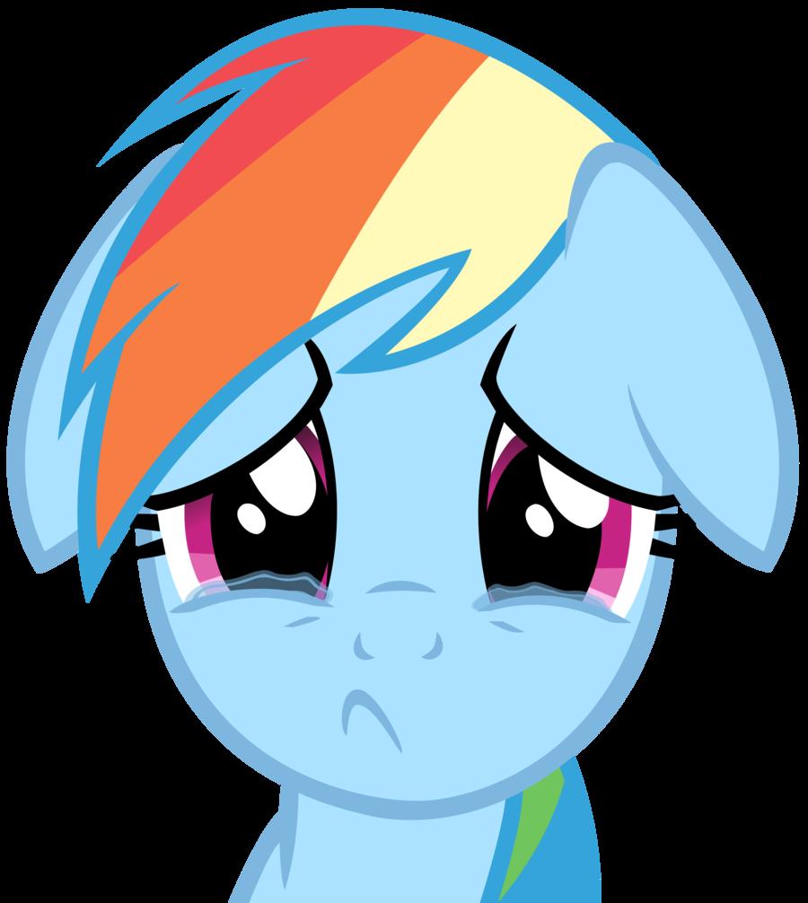 Bem a escolha é vossa poneis Sad_rainbow_dash_by_iamthegreatlyra_d4nw2np_by_rainbowdashdashes-d5paa73