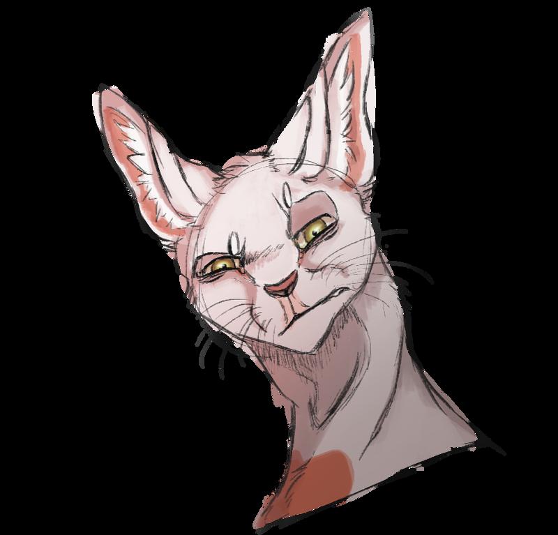 Mixitpixit Sketch Com. by SkeletalKitten on DeviantArt