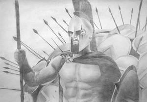 Spartans. prepare for glory!