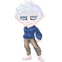 Jack Frost by MeganEliMoon