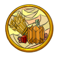 Harvest Badge by MeganEliMoon