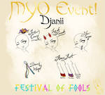 Festival of Fools MYO Event [CLOSED] by MeganEliMoon