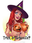 Trick or Squeeze full color