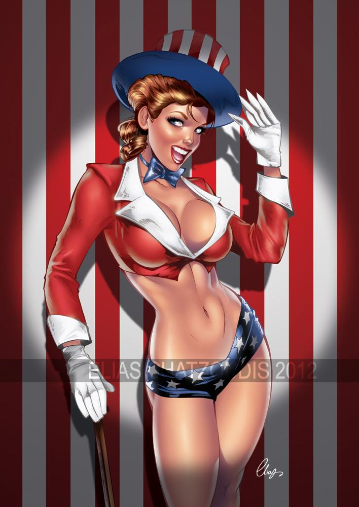 Long live America by Elias-Chatzoudis