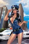 Sela Police Officer
