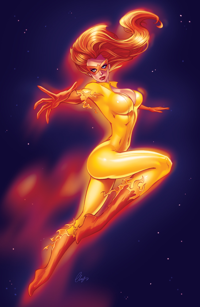 firestar by Elias-Chatzoudis
