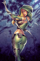 Robyn Hit List #3 Zenescope by Elias-Chatzoudis