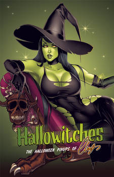 Hallowitches front cover