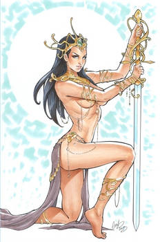 Dejah Thoris NYCC
