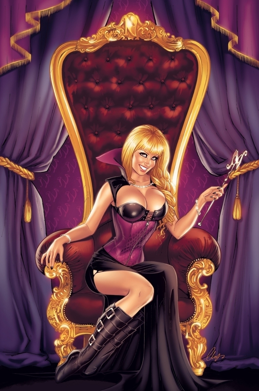 Queen Noelia by Elias-Chatzoudis