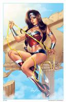 Wonder Woman by Elias-Chatzoudis