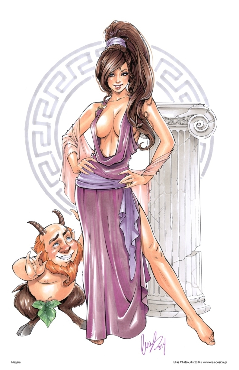 Megara by Elias-Chatzoudis