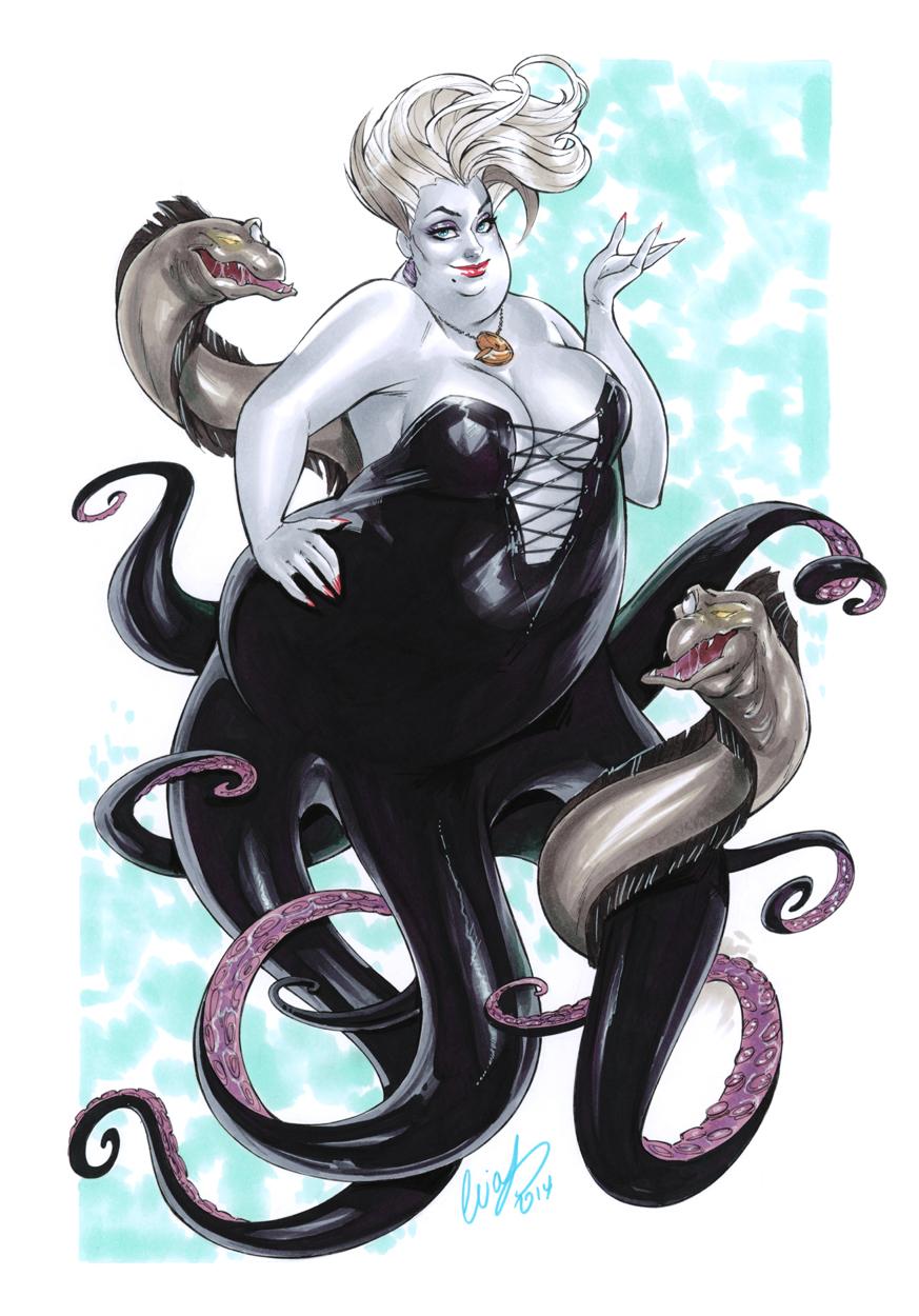 Ursula ranking VSA Goo Bruxas