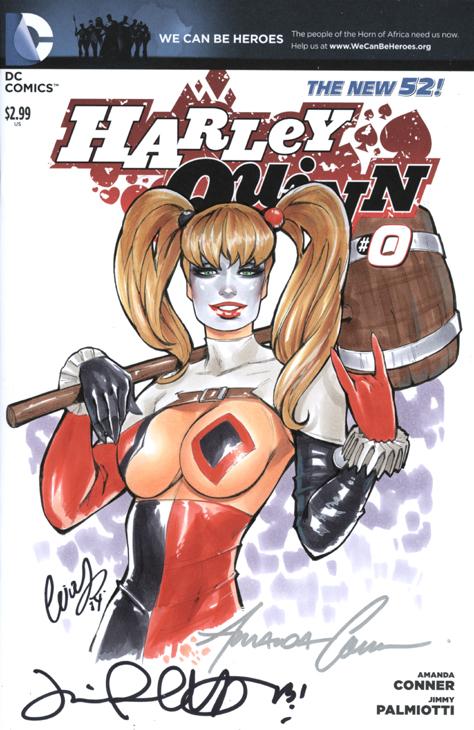 Harley Quinn by Elias-Chatzoudis