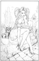 Dorothy of Oz by Elias-Chatzoudis