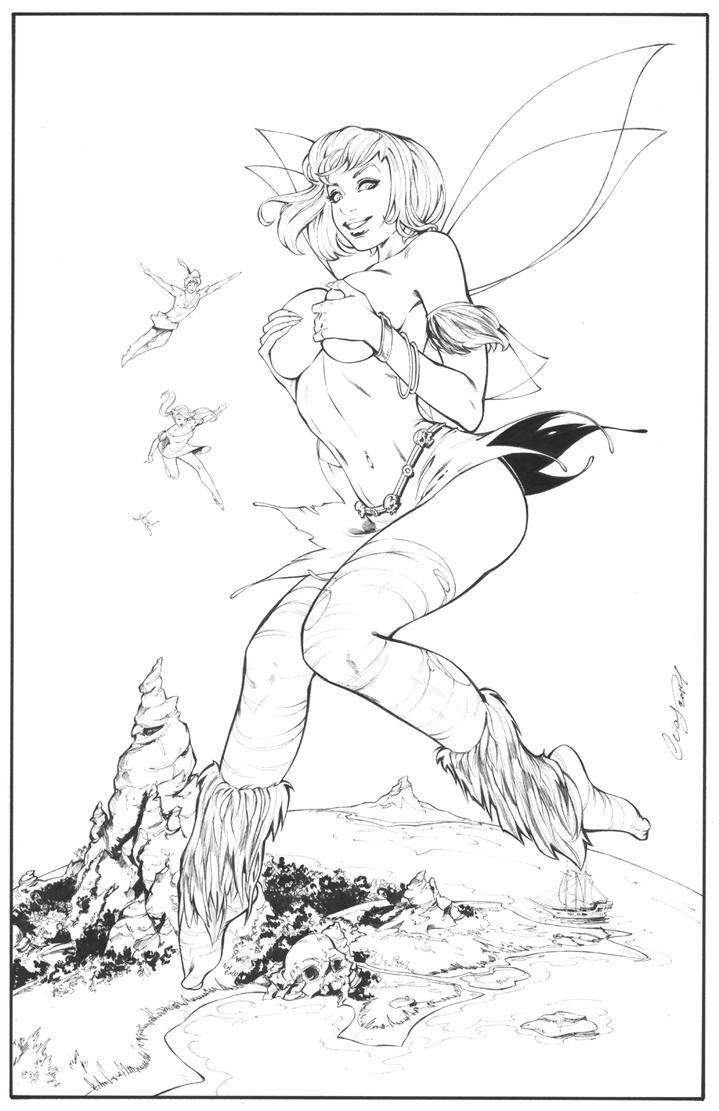 Tinkerbell by Elias-Chatzoudis