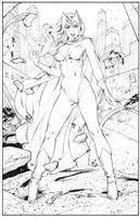 Scarlet Witch by Elias-Chatzoudis