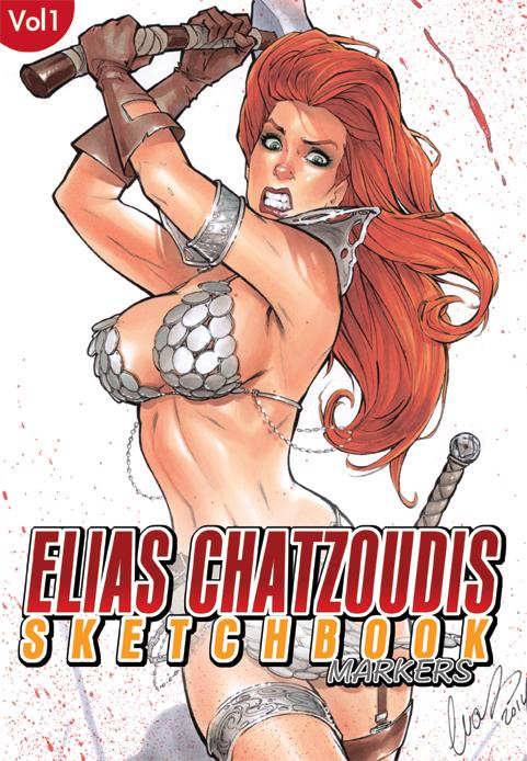 Sketchbook Markers by Elias-Chatzoudis