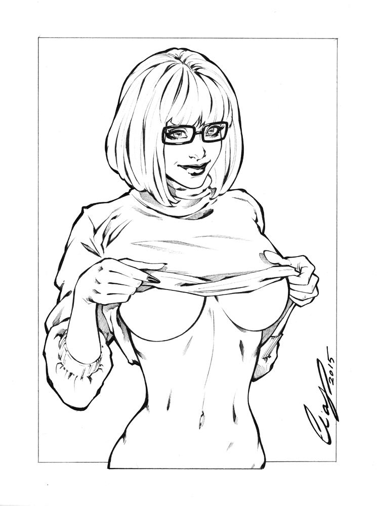 Velma doo by Elias-Chatzoudis