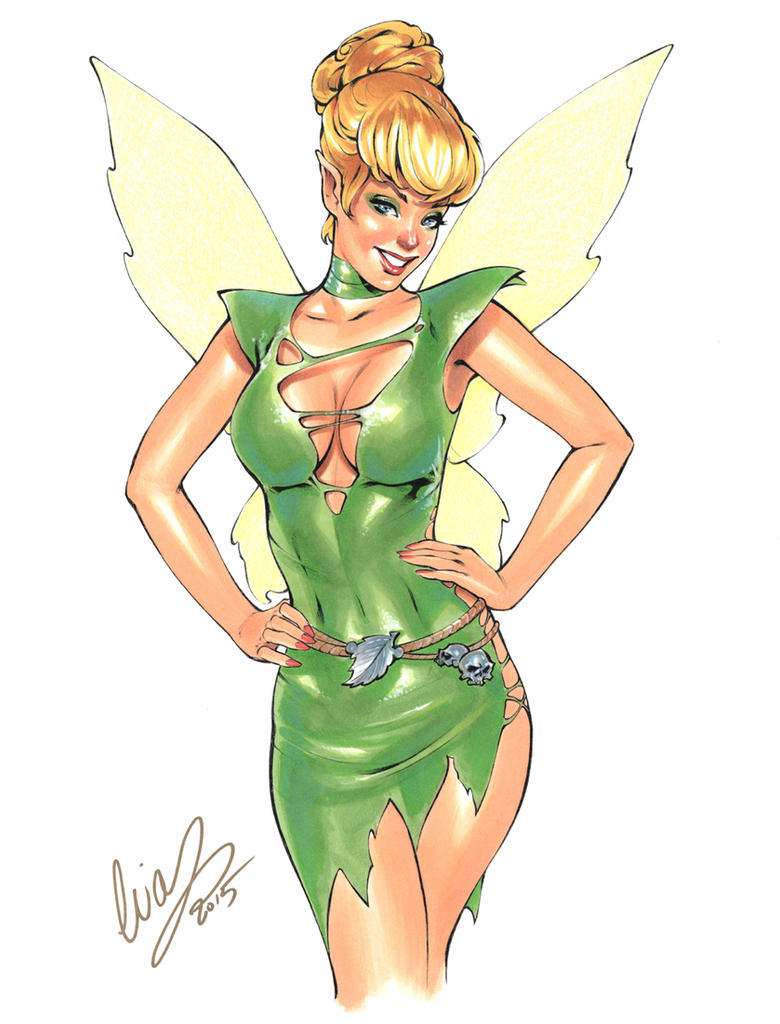 Tinkerbell by Elias-Chatzoudis