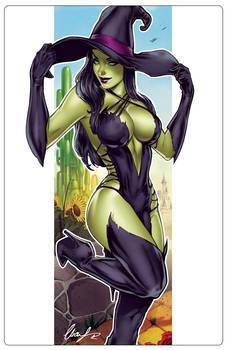 Wicked Witch OZ