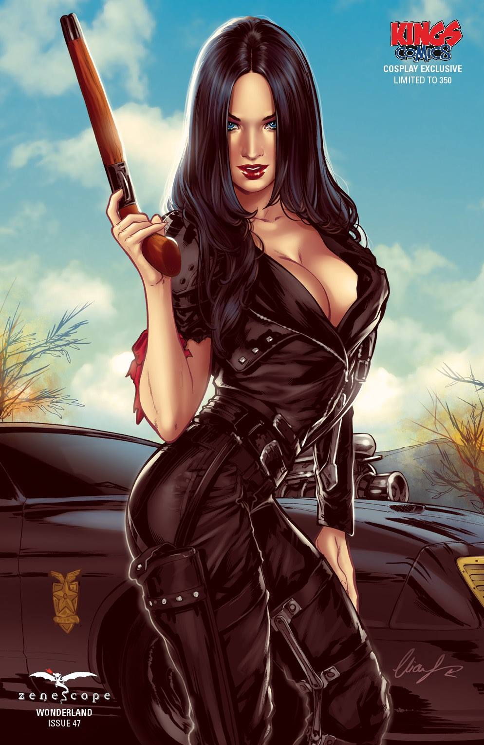 Callie Zenescope by Elias-Chatzoudis on DeviantArt