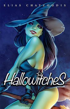 Hallowitches Art Book
