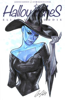 Nebula as witch