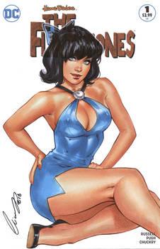 Betty The Flintstones